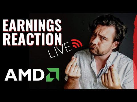 AMD Earnings Watch Party! Will AMD beat earnings today!?!
