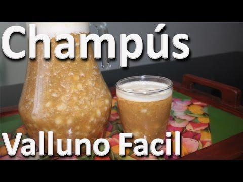 Champús valluno Receta Colombiana - Recetas del Valle del Cauca