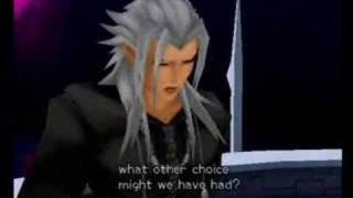 No One Is Like Xemnas