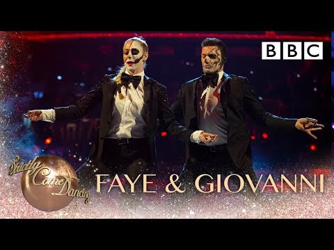 Faye Tozer and Giovanni Pernice Theatre and Jazz to 'Fever' by Peggy Lee – BBC Strictly 2018