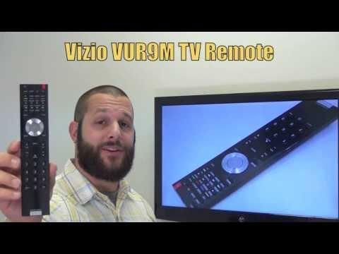 VIZIO VUR9M TV Remote Control