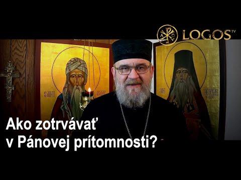 OTCOVIA PÚŠTE - SV. IZÁK SÝRSKY (294) - Zotrvanie v sústredenosti