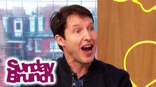 """James Blunt on 14 Years of """"You're Beautiful"""", Stage Diving & New Album 