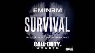 Eminem - Survival (Bass Boosted)