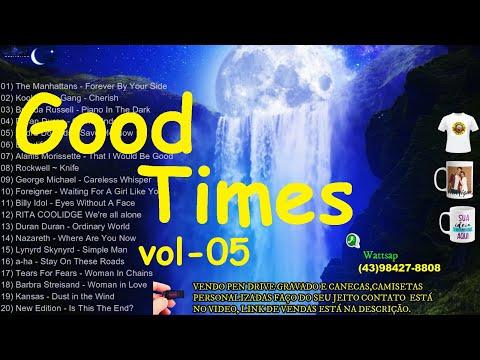 Músicas Internacionais Românticas Good Times 70-80-90 vol-05