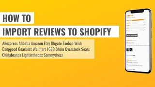 how to import reviews from aliexpress to shopify - Kênh