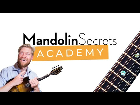 Online Mandolin Education - Lessons & Courses for Jazz, Folk, Bluegrass - Guided Tour Video