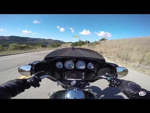 2015 Harley Davidson Street Glide Demo Ride w/ vlog review