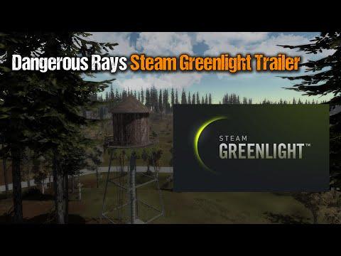 Dangerous Rays: Steam Greenlight Trailer