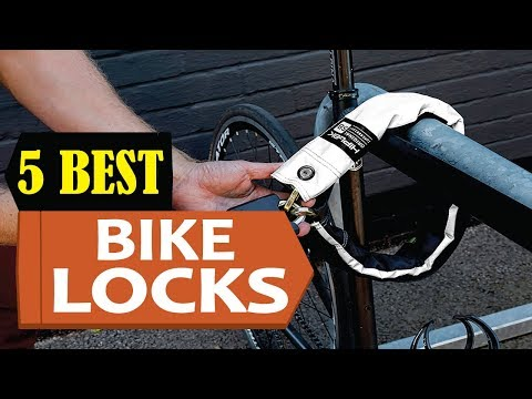 5 Best Bike Lock 2018 | Best Bike Locks Reviews | Top 5 Bike Locks