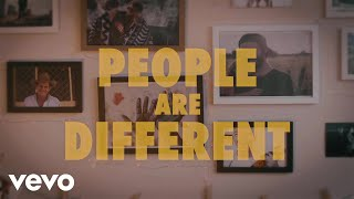 People Are Different (Letra) - Florida Georgia Line (Video)