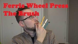 Ferris Wheel Press The Brush Fountain Pen Review