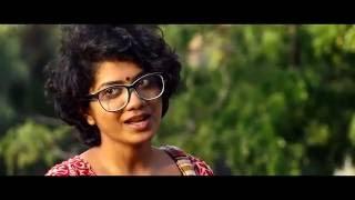 Sakhav Poem   Aanandam Actress Anarkali Singing   Music Video