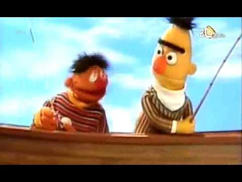 Bert & Ernie - Bert & Ernie gaan vissen