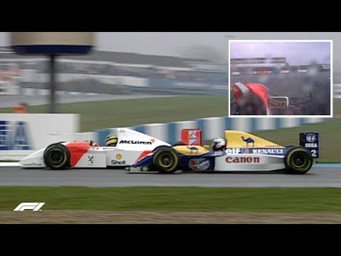 Ayrton Senna's 'Lap of the Gods' | Donington Park 1993