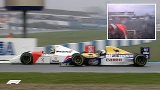 Ayrton Sennas Lap Of The Gods   1993 European Grand Prix