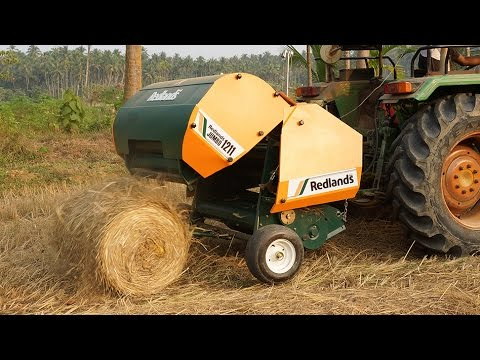 Hay Baler at Best Price in India