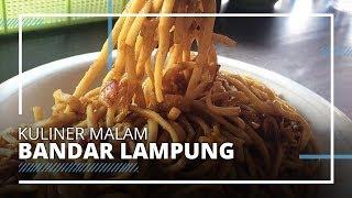 7 Kuliner Malam di Bandar Lampung, Ada Mi Khodon yang Legendaris