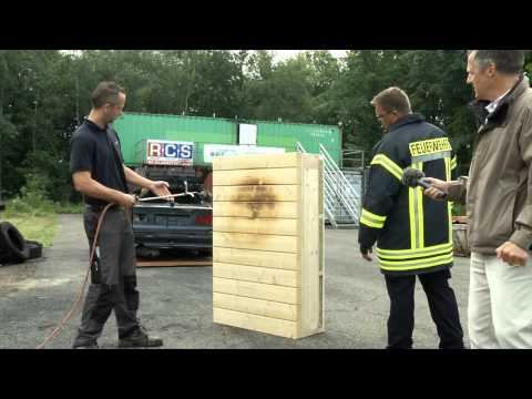 Fjorborg Holzhäuser bei Youtube