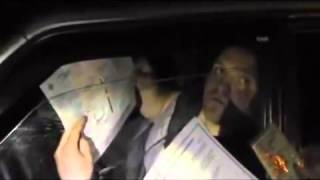 Russian Police Show-Drunk Driver Won