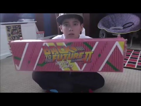 Back To The Future Hoverboard Replica Review