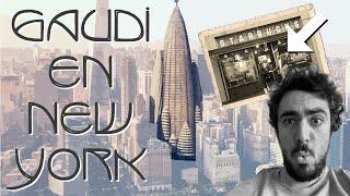 El Viaje SECRETO De GAUDÍ A NUEVA YORK . Hotel Attraction En Fringe
