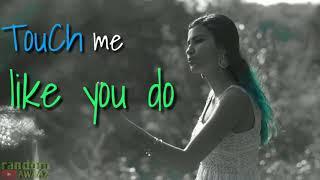 LOVE ME LIKE YOU DO   HOSANNA   VIDYA VOX   WHATSAPP STATUS   LYRIC VIDEO