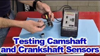 How to Bench Test Cam, Crank, Speed sensor (Hall effect type