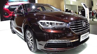 Luxury sedan Lifan 820 2016, 2017 model launched on the Chinese car market