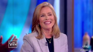 """Meredith Vieira Talks New Gameshow """"25 Words or Less"""" 