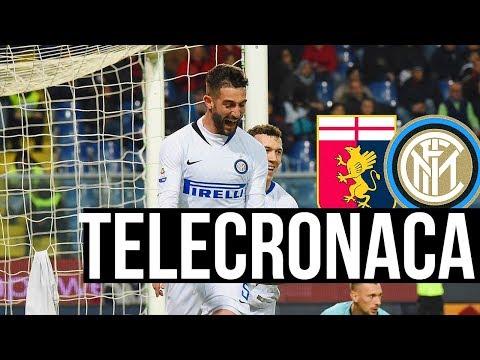 Il Poker Nerazzurro commentato da Pardo, Scaramuzzino e Tramontana | Genoa 0-4 Inter