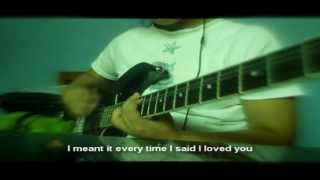 The Other Side - Tonight Alive (instrumental cover) with TABS