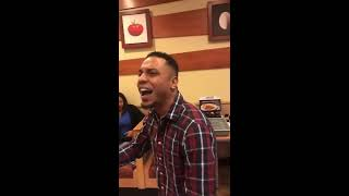 Dude Running His Mouth Catches Multiple Beatings At An Ihop!