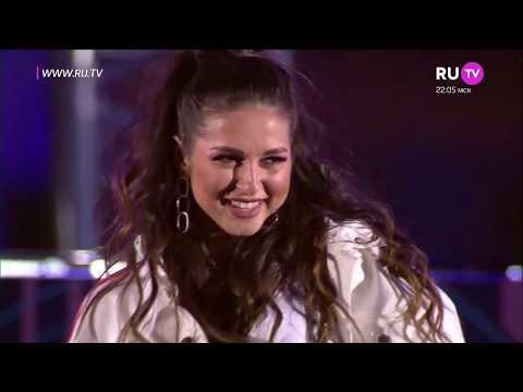 Нюша - Ночь, Выпускной  2019 на ru.tv (20.06.19)