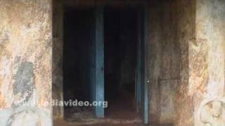 Undavalli cave surroundings in Vijayawada