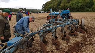 Southwell Ploughing Match 2019 Ray Robson