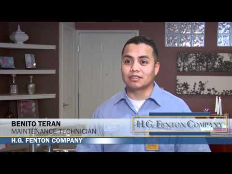 H.G. Fenton Maintenance Technician   Apartment Maintenance Jobs In San Diego