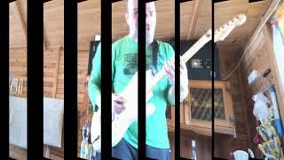 Video Boss Katana 50 MKII, Mooer Ge150+Looper (učím se s looperem, imp