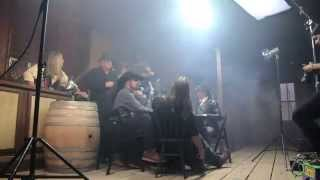 """Armored Saint - behind the scenes of the """"Win Hands Down"""" photo shoot"""