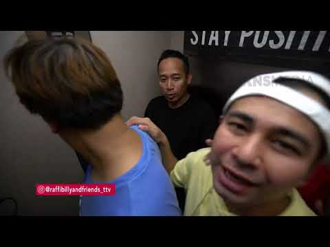 RAFFI BILLY & FRIEND - Gerebek Rumah Denny Cagur(2/12/18) Part 2