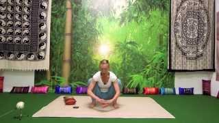 Yin jooga - fookus alaselg, puusad (1h, eesti keeles)