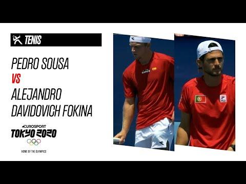 Mens Singles Sousa vs Davidovich</a> 2021-07-24