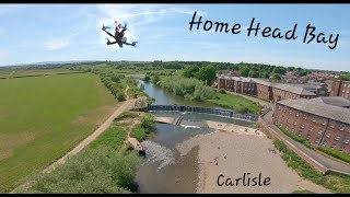 ONE SUNNY DAY in CARLISLE!  FPV Freestyle