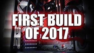 בניית מחשב עם המעבד החדש של אינטל! 5GHZ!