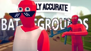 БАТЛГРАУНД, КОТОРЫЙ МЫ ЗАСЛУЖИЛИ ► TABG - Tottaly Accurate Battlegrounds