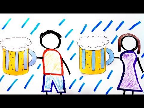 Los aceites etéreo al alcoholismo