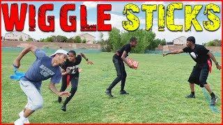 The Wiggle Stix Challenge #4 - We Got A New Challenger!