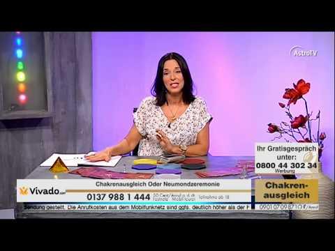 Neumond Zeremonie mit Linda Giese Live auf AstroTV