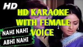 Nahi Nahi Abhi Nahi (Jawani Deewani) HD   - YouTube