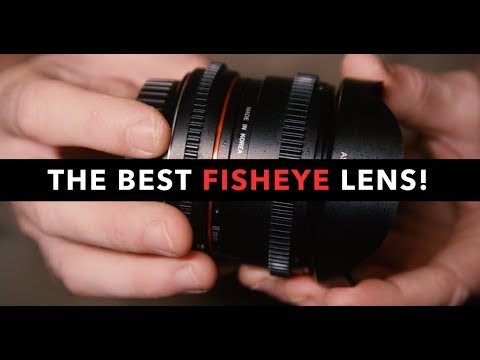 The BEST FISHEYE Lens On The Market!